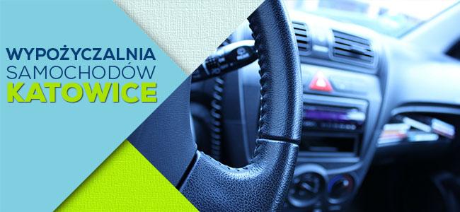 Wynajem aut w Katowicach
